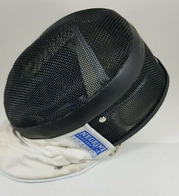 Negrini Fencing Mask. FREE SHIPPING. Medium