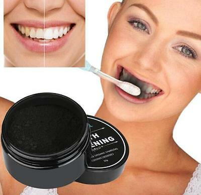 Whitening Teeth Activated Charcoal Fresh Plant Oral Care Natural 1 Pcs Powder