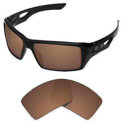 Tintart Replacement Lenses for-Oakley Eyepatch 2 Sunglasses Nut Brown (STD)