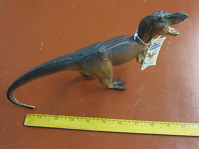 Carnegie Collection dinosaur model--10th Anniversary T-rex with tag