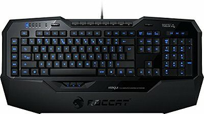 Roccat ISKU Illuminated Gaming Keyboard Tastiera