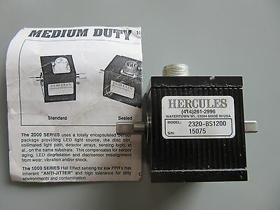 Hercules 2320-BS1200 Encoder NEW!!! Free Shipping