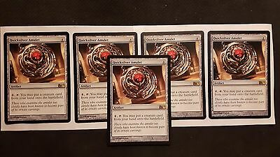 Quicksilver Amulet x 1 MTG Magic the Gathering