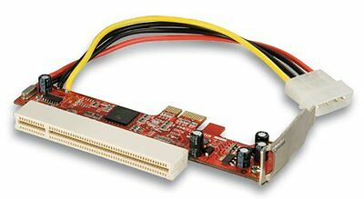 Lindy PCIe adapter
