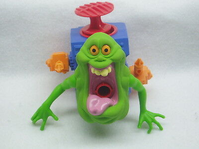 The Real Ghostbusters Kenner 1986 Slimer Ecto-Plazm Gooper Ghost Green Ghost Toy