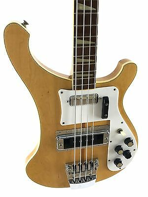 Greco RB700 Bass, Natural-Maple Glo, 1976, VINTAGE