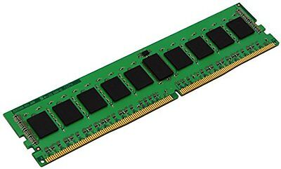 Kingston ValueRAM Memoria DDR4 da 8 GB, 2133 MHz, ECC Reg CL15 DIMM, 288-Pin, Se