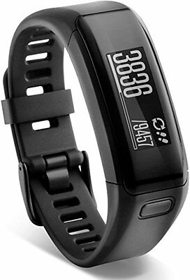 Garmin Vivosmart HR  Fitness Band con Schermo Touch, Smart Notification e Monito