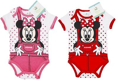 Niedlicher Body mit Minnie Mouse