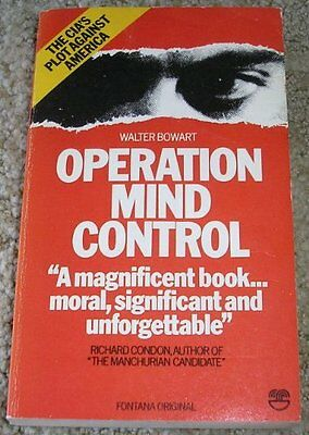 Acceptable, Operation Mind Control, Bowart, Walter, Book