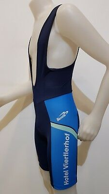 Completo Salopette Ciclismo Hotel Viertlerhof Biemme Tg.xl/5 Jersey Cycling 266