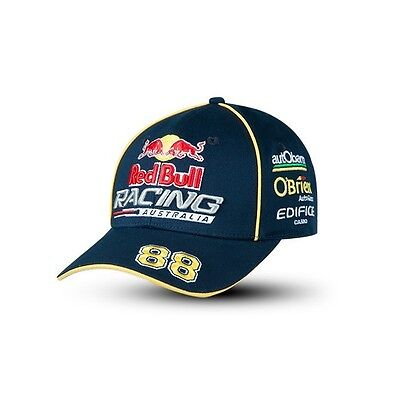 Red Bull Racing Australia Rbra Jamie Whincup Cap - V8 Supercars Holden Commodore