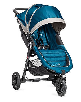 Baby Jogger City Mini GT Pram - Teal Grey