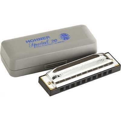 HOHNER SPECIAL 20 Armonica in DO - C  560/20