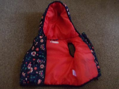 Target baby girl coat, size 3-6 months