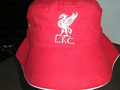 Liverpool Old School Bucket Hat