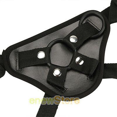 Beginner Universal Strap on Harness Sex Toy Accessory with O Ring