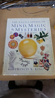 The Encyclopedia of Mind, Magic and Mysteries by Francis X. King (Hardback,...