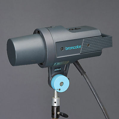 Broncolor Pulso 4 Studio Lighting Flash Head 3200w