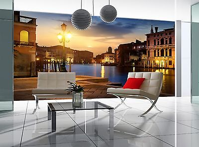 Venice at dusk  Wall Mural Photo Wallpaper GIANT WALL DECOR Paper Poster