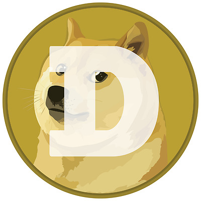 10 DogeCoins cryptocurrency £ 1.50 Transferred within 24 hours