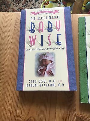 On becoming Baby wise baby book 1 and book 2
