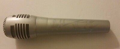 Axl Rose Guns N' Roses GnR AC/DC Autographed Silver Pyle Microphone Proof Photos