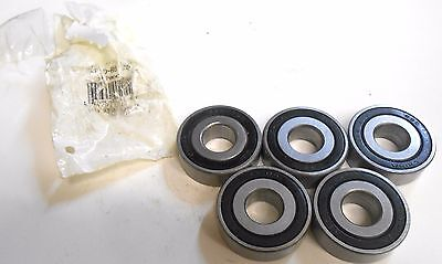 Reliamark, Bearing, 1628 2Rs, Max Rpm 5000, Lot Of 5