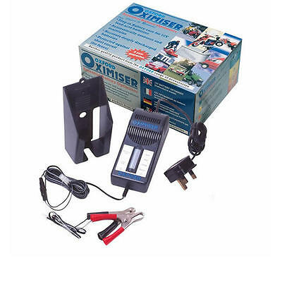 Oxford Oximiser 600 Battery Charger ***Now £20.00***