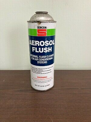Four Seasons Aerosol Flush - A/C Flush -  32 Ounce Cans - New Old Stock