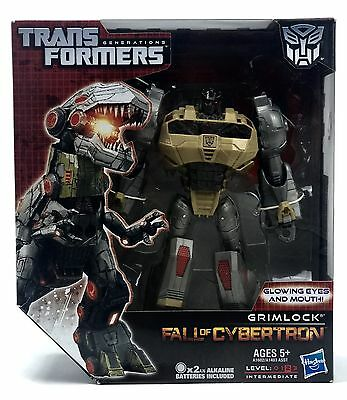 Transformers Fall Of Cybertron Robot Grimlock Hasbro