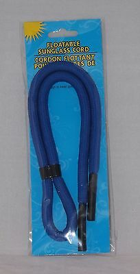 "Greenbrier International 20.5"" Floatable Sunglass Cord - New - Blue"