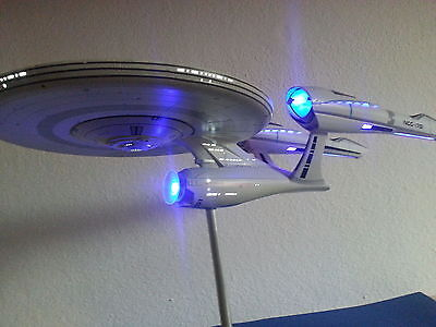 Star Trek USS Enterprise 2009 LED light set illumination for Revell model kit