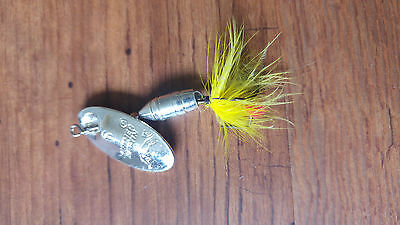 Panther Martin Deluxe Fly Silver/Yellow Fly