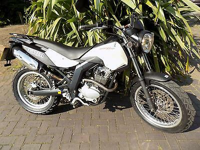 Derbi 125 Cross City supermoto urban trail learner legal 2015 13k serviced MOT!