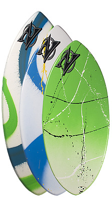 Zap Wedge Skimboard - Large - Assorted Colors