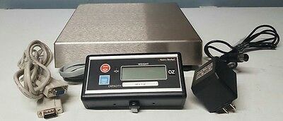 Avery Berkel Weigh Tronix 6712-7 Digital POS Scale Capacity 15lbs With Cables