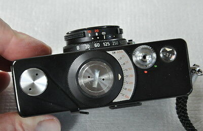 Rollei 35mm miniature vintage camera - CLASSIC in EXCELLENT COND.