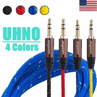 3.5mm Audio Cable Male to Male / Auxiliary Cable / Aux Cord for Car Stereos,iPod