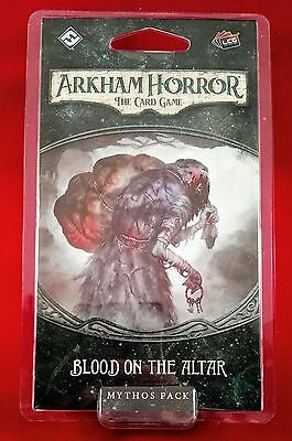 Arkham Horror The Card Game: Blood On The Altar Mythos Pack