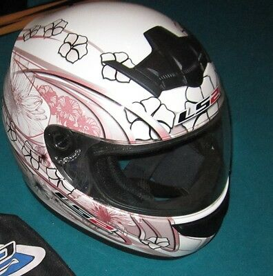 Casque scooter casque intégral moto HJC Taille S neuf