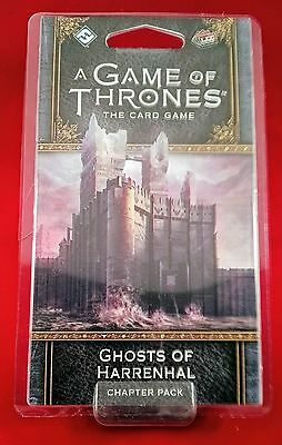 A Game of Thrones: The Card Game 2.0 GHOSTS OF HARRENHAL Chapter Pack