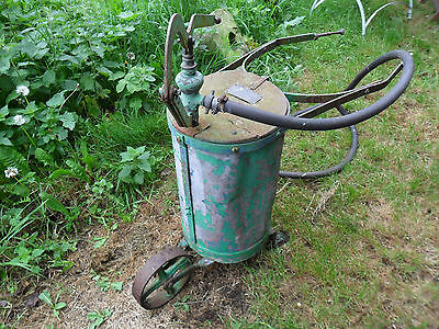Vintage Water Pump - Garden Feature