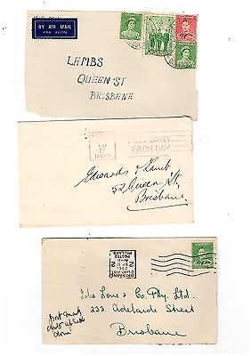Australia  Group of Covers    ( 3 Covers )    Lot 3