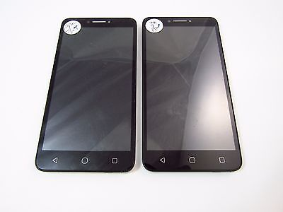 Lot of 2 Google Locked Alcatel One Touch Pixi 4 (5098s) (Unknown Carrier)