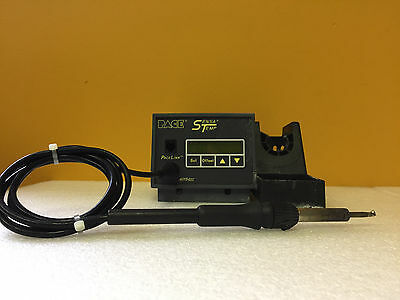 PACE PPS-25A 100° to 900°F, 90 Watts, Soldering Station + Iron + Holder. Tested!