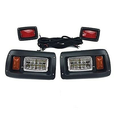 Club Car Ds Golf Cart All Led Light Kit 1993 & Up