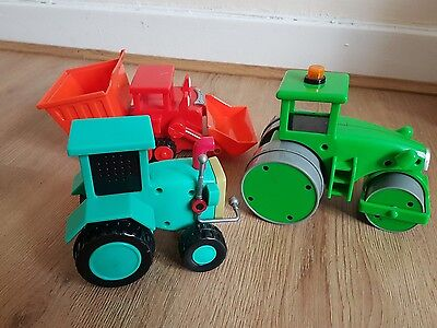 Bob The Builder Friction Powered Toys