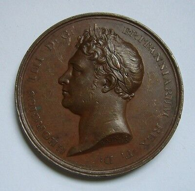 Great Britain, George IV visit to Scotland Medal 1822 by F. Bain