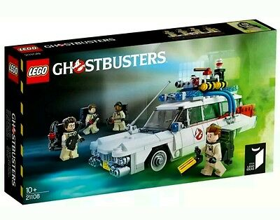 LEGO 21108 IDEAS GHOSTBUSTERS Ecto-1 BRAND NEW!! RETIRED!!